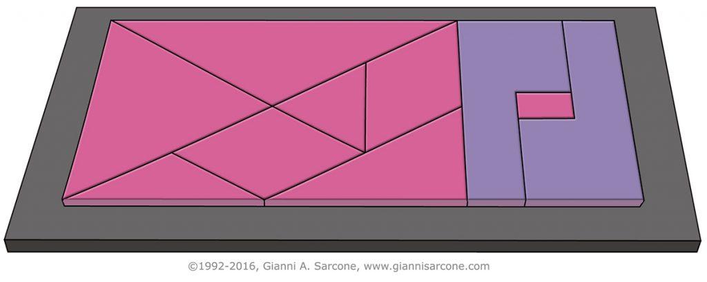 Tangramagic puzzle 2