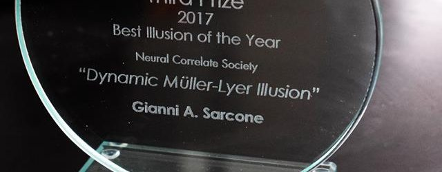 Prize illusion sarcone
