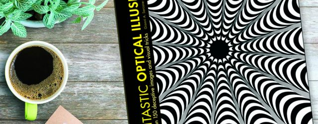 Cover Fantastic Optical Illusions