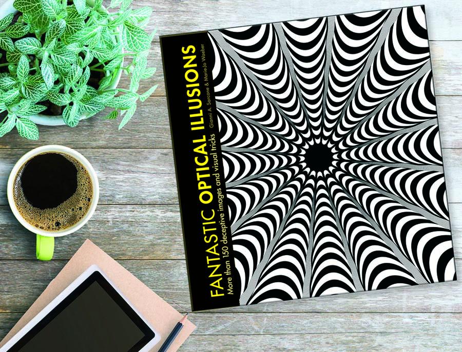 Cover Fantastic Optical Illusions