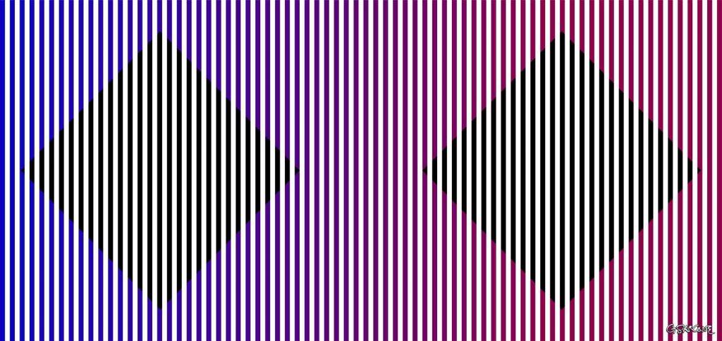 Illusive colors